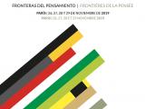El Foro de la Cultura celebra una extensión de su programa en la ciudad de París los días 26, 27, 28 y 29 de noviembre
